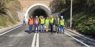 Završeni radovi na sanaciji tunela Vinac