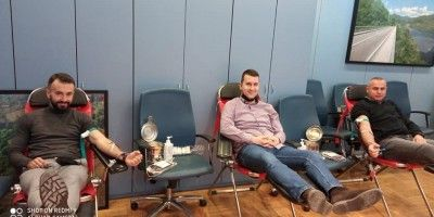 Voluntary Blood Donation