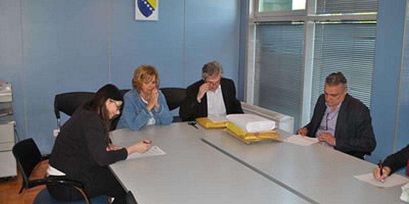 Otvaranje ponuda za Pružanje konsultantskih usluga tehničke pomoći timu JP Ceste FBiH za upravljanje i implementaciju Projektom modernizacije cesta u FBiH