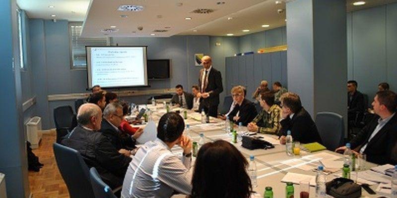"""Radionica na temu """"Otpornost na klimatske promjene u mreži cesta Federacije Bosne i Hercegovine"""""""