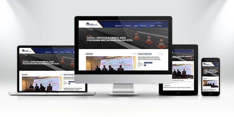 JP Ceste Federacije BiH predstavlja svoju novu Internet prezentaciju