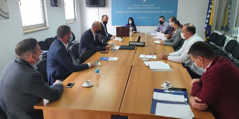 JP CESTE FBiH FUZIP održali sastanak o projektima cestogradnje u FBiH